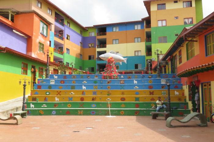 Colores Guatapé