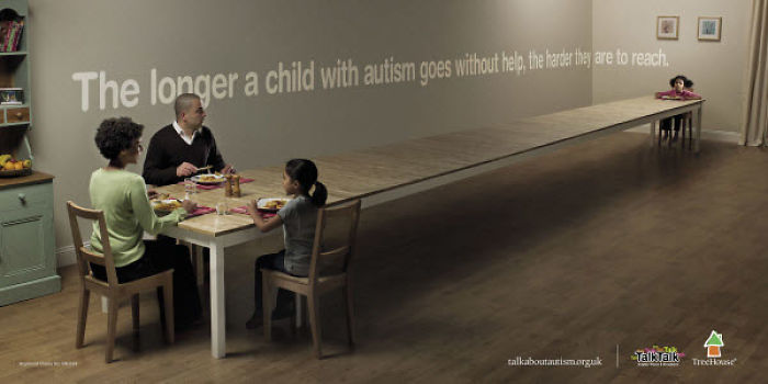 The Longer A Child With Autism Goes Without Help, The Harder They Are To Reach.