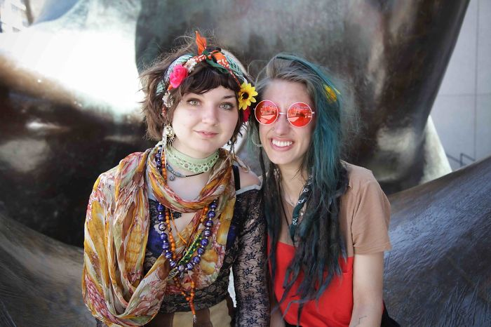 40 Of The Most Amazing Humans Met On The Streets By The 'humans Of' Movement Worldwide