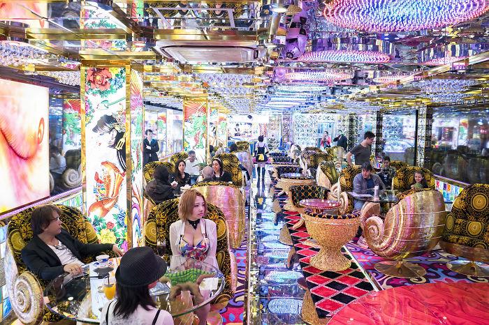 The Robot Restaurant In Tokyo