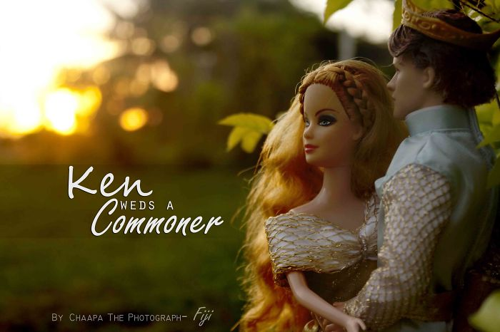 Ken Weds A Commoner – A Doll Wedding