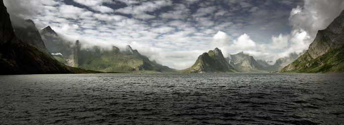 Reine Lofoten Norway
