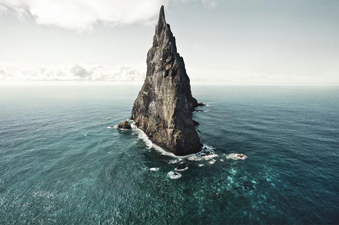 Balls Pyramid Lord Howe Island Group