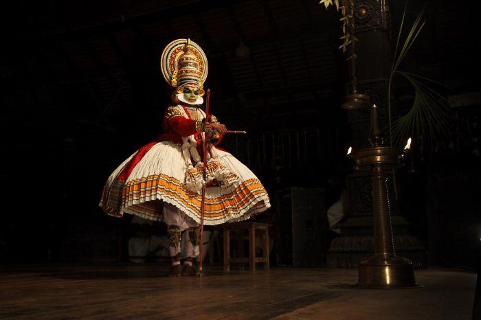 Kathakali_artform From Kerala