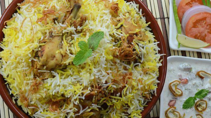 Chicken Biryani Anywhere In India