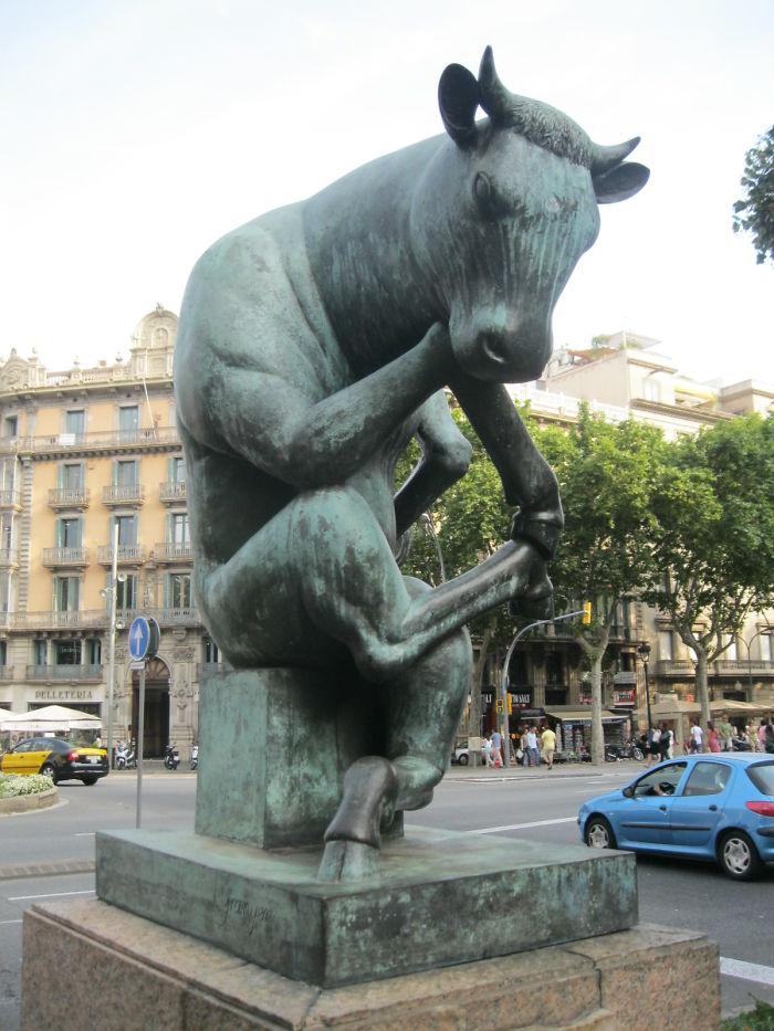 The Sitting Bull – Josep Granyer – Barcelona