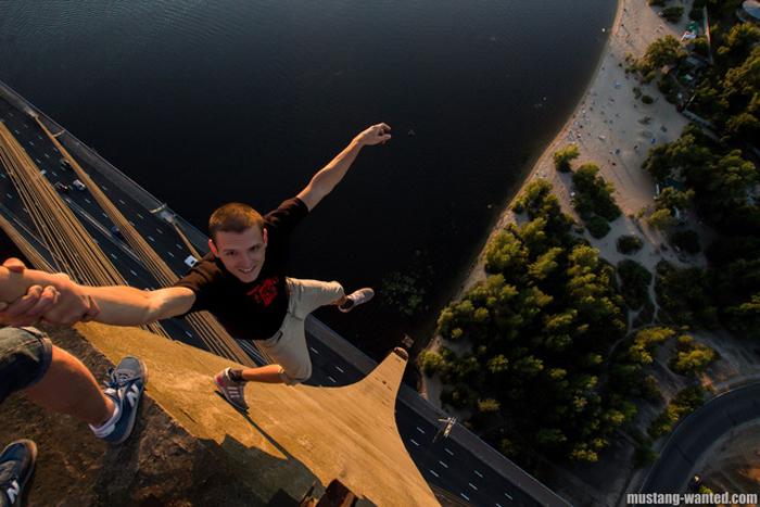 Russian Building Climbers
