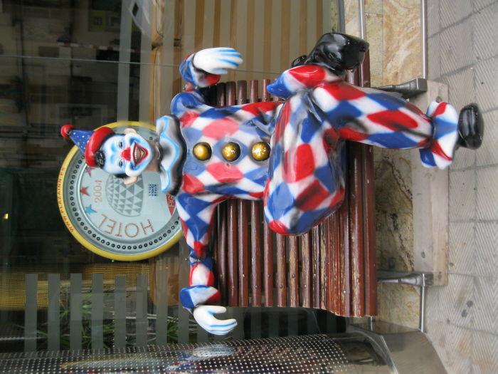 Clown – Figueres, Girona. Spain