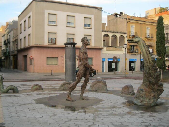 The Lord And The Dragon – Figueres, Girona. Spain