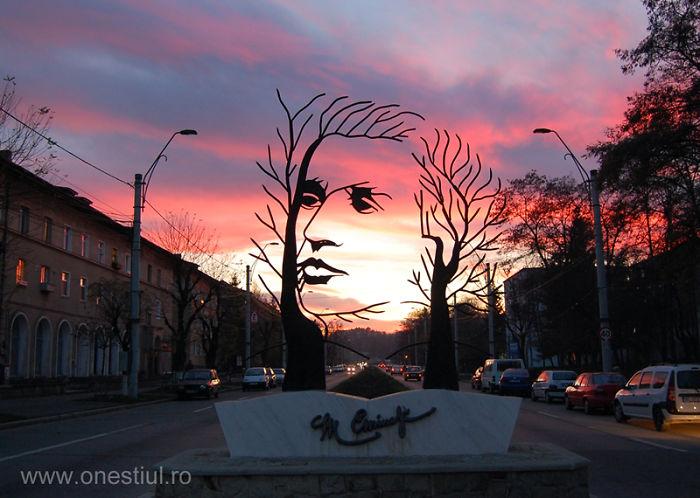 Mihai Eminescu – Onesti, Romania