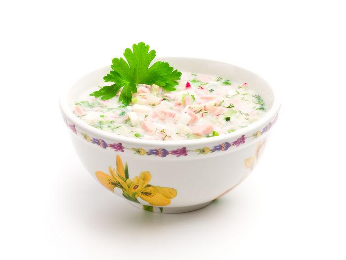 Okroshka - The Russian Summer Soup