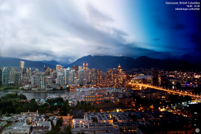 Vancouver, B.c., Canada