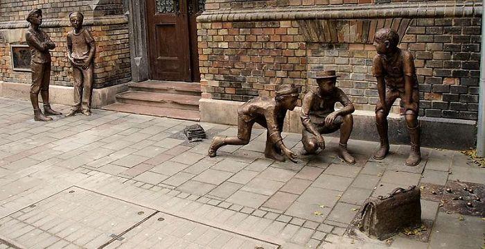 """pál Utcai Fiúk""; Budapest, Hungary"