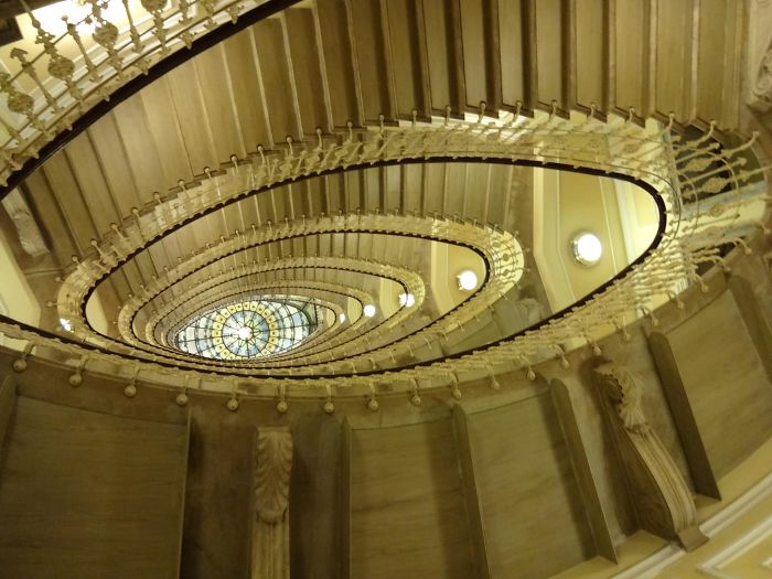 Genova, Italy, Hotel Bristol Palace