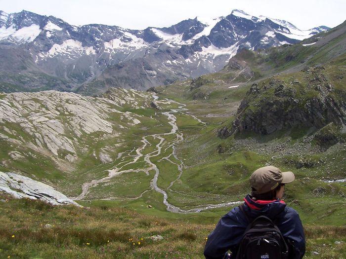 Colle Del Nivolet - Parco Nazionale Gran Paradiso