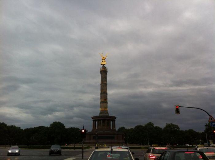 Berlin Germany (siegessäule)