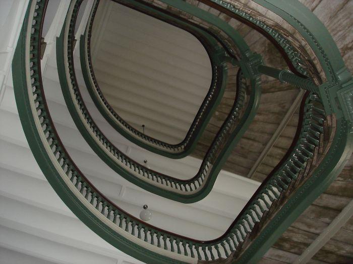Grand Escalier Du Séminaire De Québec