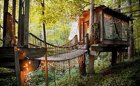 Post The Most Beautiful Treehouses From All Over The World