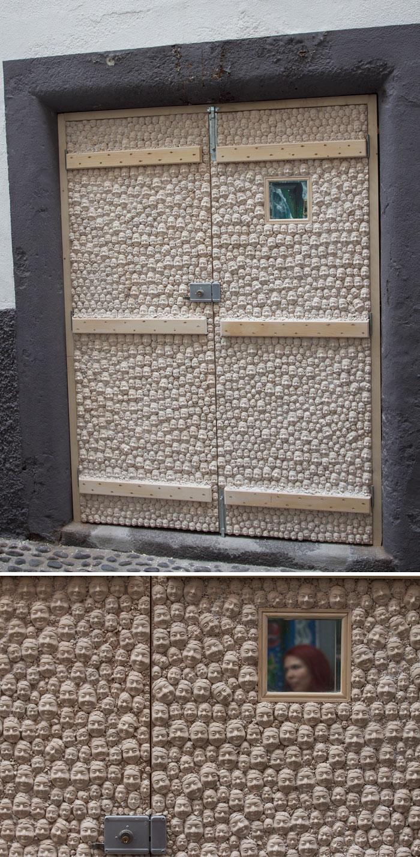 Porta Da Artista: Patrícia Sumares - Funchal - Madeira Ii