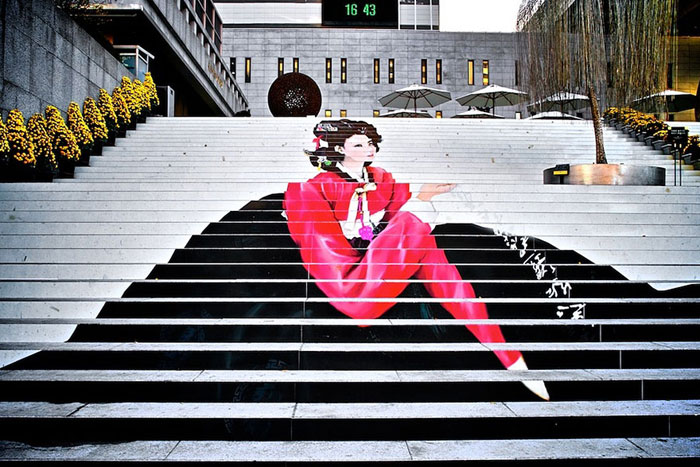 Post The Most Beautiful Steps From Around The World