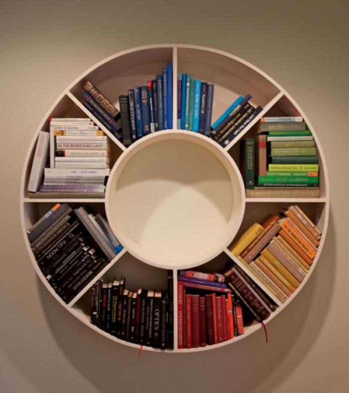 Innovative Bookshelves You Will Covet