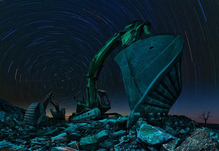 Dark World Of Machines By Slovakian Photographer Peter Majkut