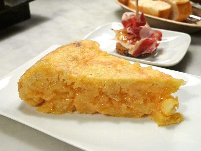 Tortilla De Patata & Tapas!