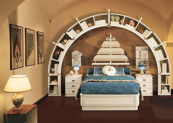 Arc Bookshelf