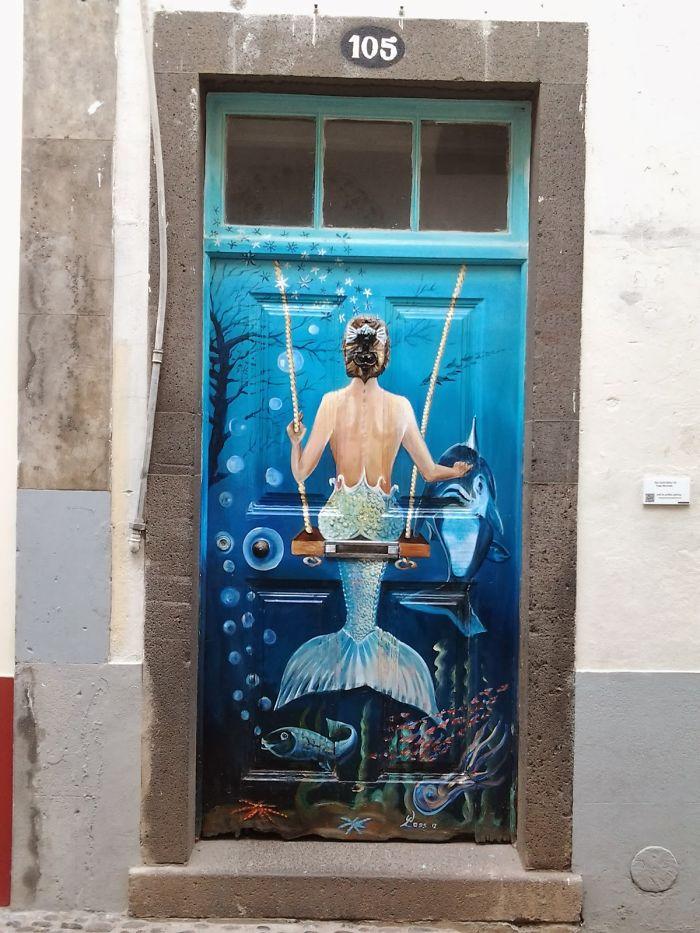 Zona Velha, Funchal, Ilha Da Madeira (portugal)