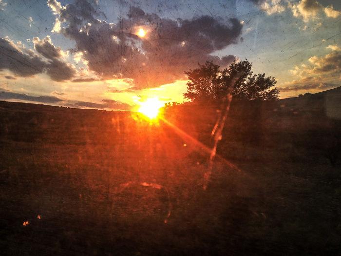 4s Sunset