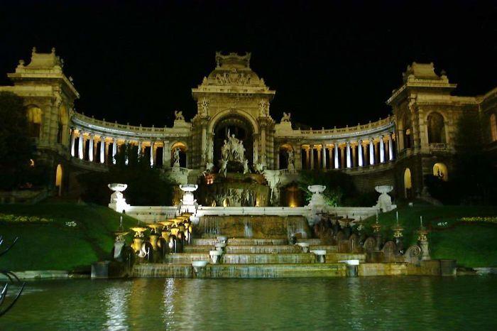 Palais Du Longchamp, Marseille, France
