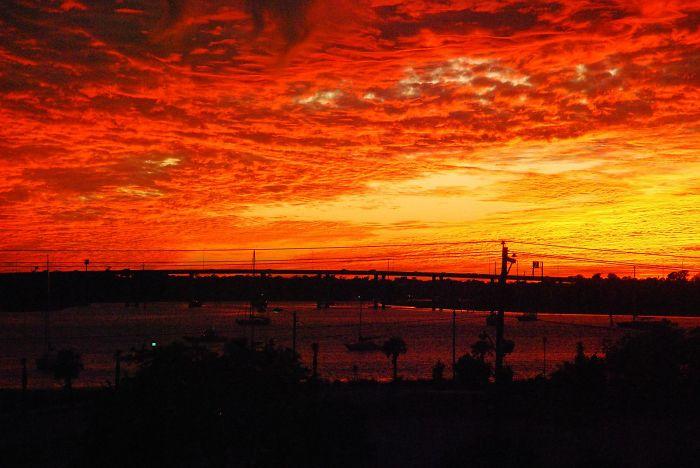 Charleston Sky