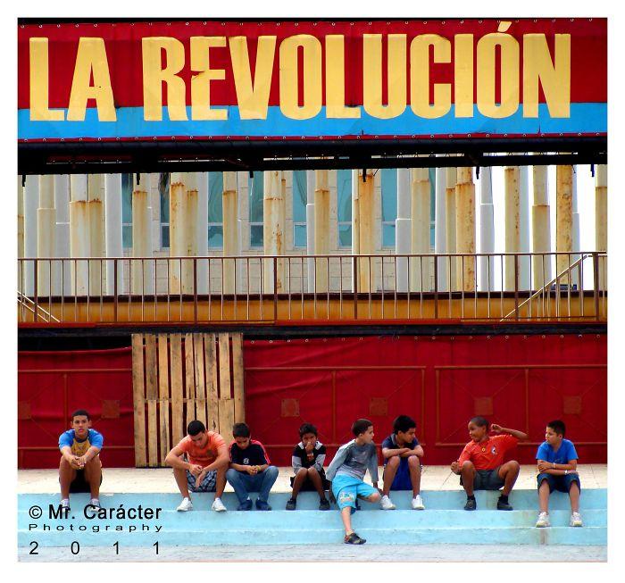The Revolution -la Habana (cuba)-