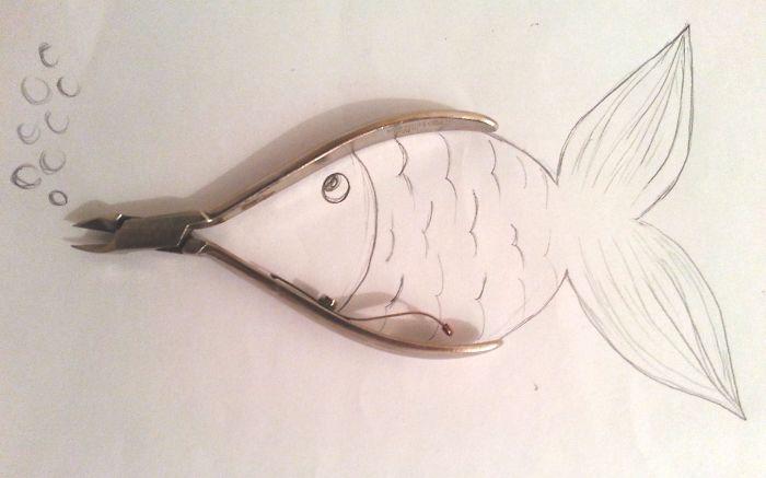 My Fish - Nail Cutter