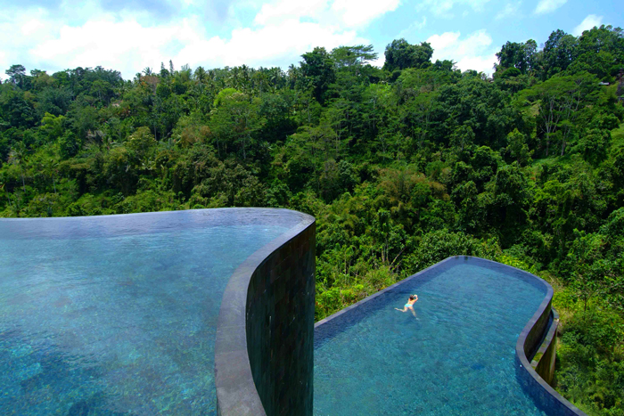 Hanging Gardens Hotel, Ubud, Indonesia   Bored Panda