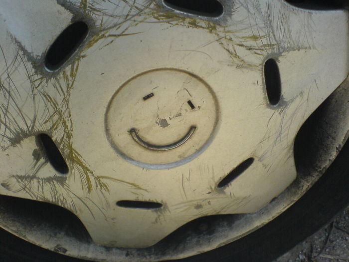 Smiling Wheel!