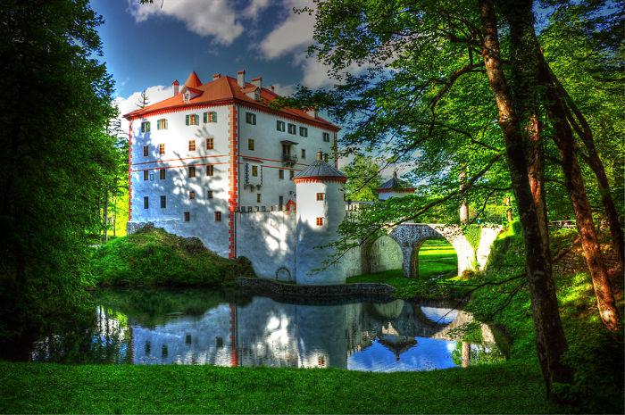 Snežnik Castle, Slovenia
