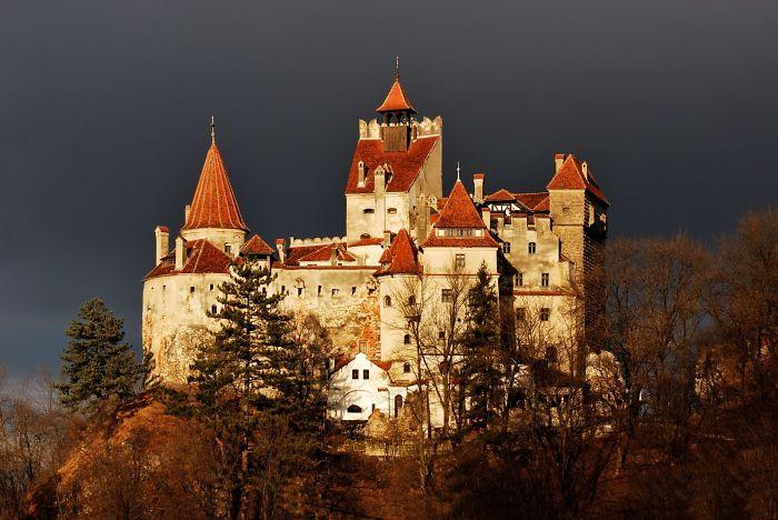 Bran Castle, Transilvania, Romania