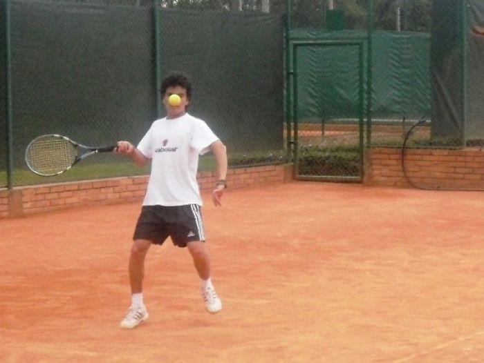 Tennis Clown