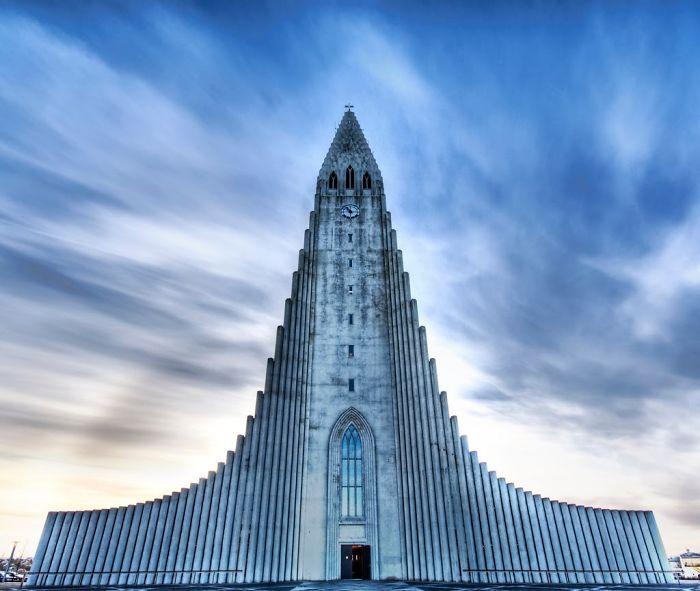 Hallgrímur, Reykjavík, Iceland
