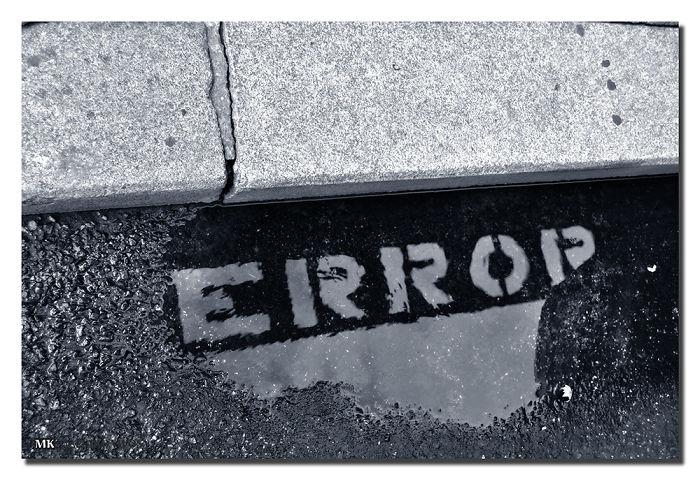 Error - House Of Terror - Budapest