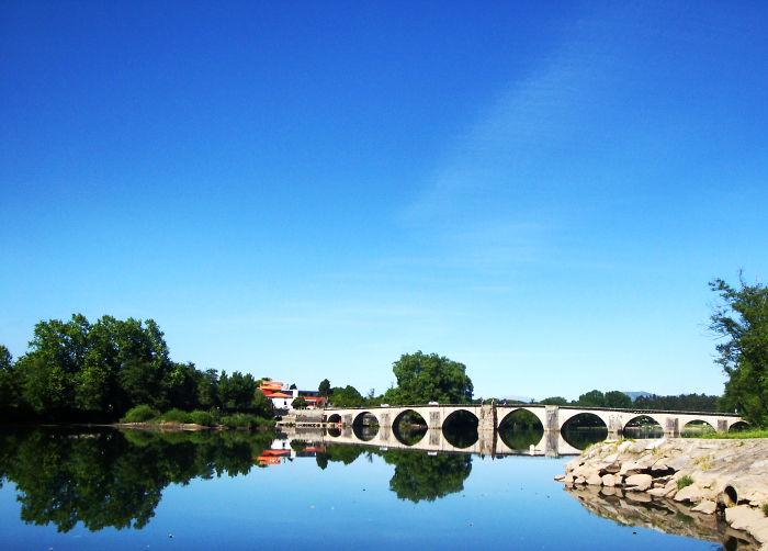 Roman Bridge Braga