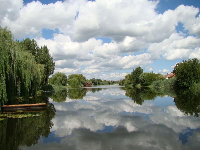 River Bosut, Vinkovci, Croatia