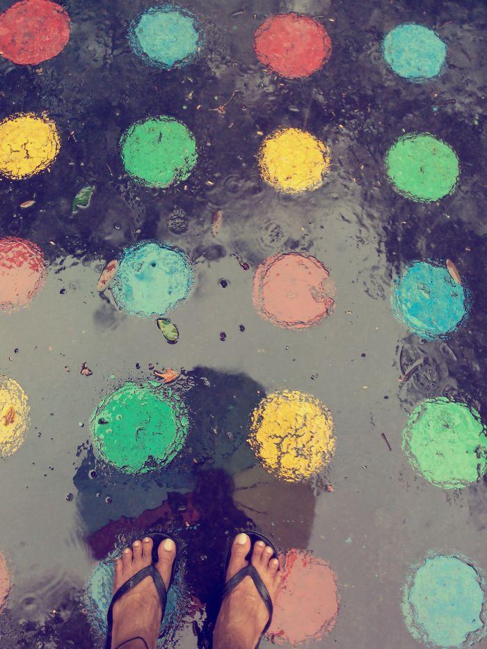 Rain, Colours And Me