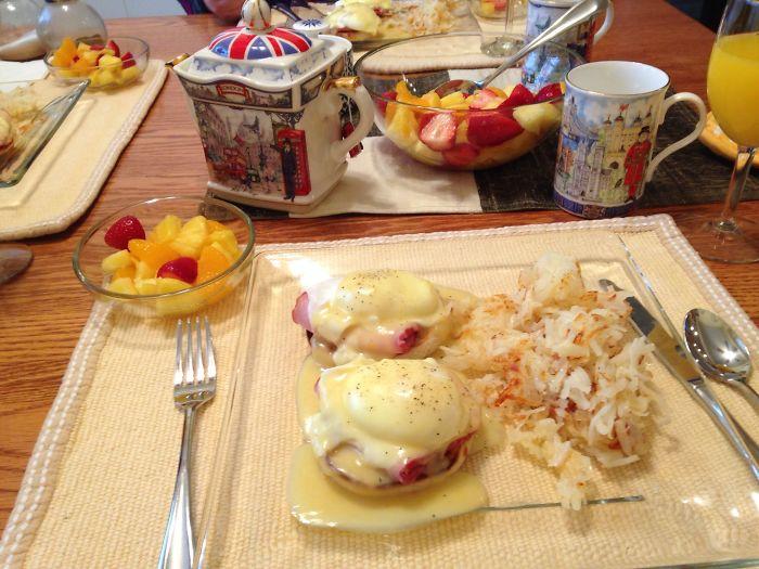 Breakfast U.s.a.