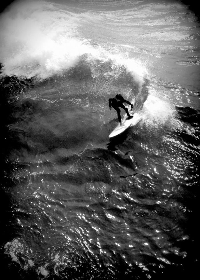 Iphone Project: The Manhattan Beach Surfers – Manhattan Beach, Ca