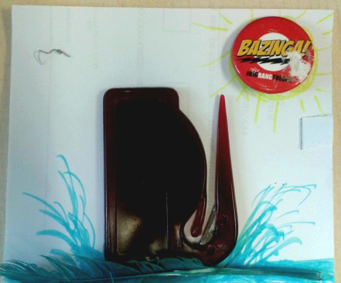 Whale Says Bazinga!
