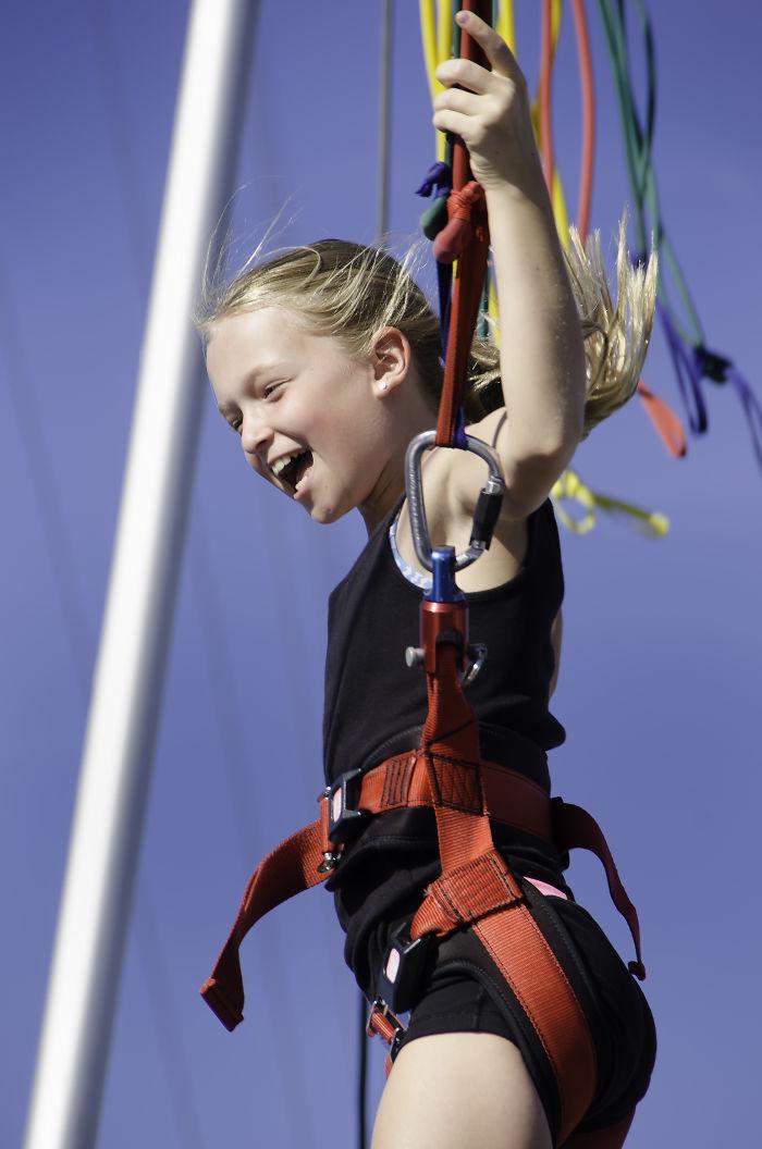 Bunge Jump Fun At The Fair