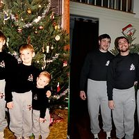 3 Brothers, 15 Years Apart