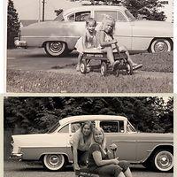 Sisters 50 Years Apart